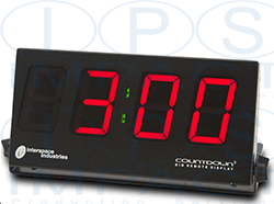 Interspace Countdown Big Display web