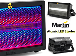 Martin Atomic LED Views