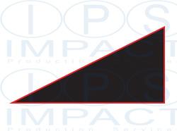 8x4 LEFT LH LiteDeck Triangle