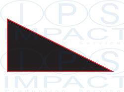 8x4 RIGHT RH LiteDeck Triangle