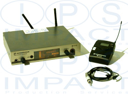 Sennheiser Single EWG300 Radio Mic Kit