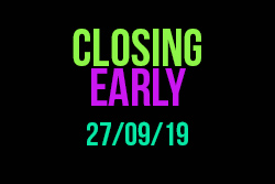 Early Closing 2019