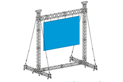 IPS Prolyte LED Screen Support web