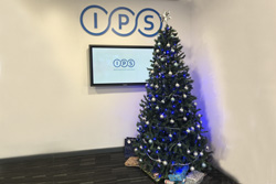 IPS at Christmas 2019 Inside