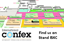 IPS at Confex 2018 Stand Number