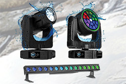 NEW Prolights IP Fixtures