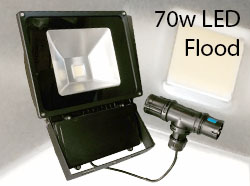 70w LED Flood