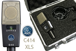 AKG C414 XLS Mic added to stock