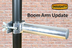 Boom Arms Update