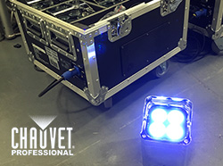 Chauvet WELL Fit LED Uplighters