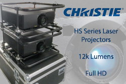 Christie Laser Projector