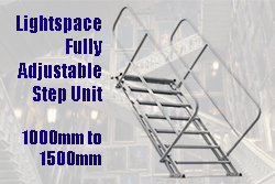 Lightspace Adjustable Steps