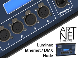Luminex-Ethenet-DMX-Node