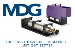MDG ATMe Haze Machine