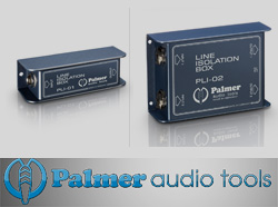 Palmer-Audio-Isolation-Units