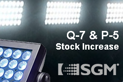 p 5 q 7 Stock Increase