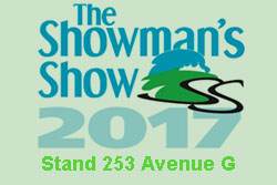 Showmans Show 2017 Logo IPS Stand Number