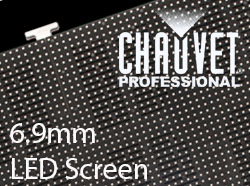 Chauvet X6IP Detail Shot IPS